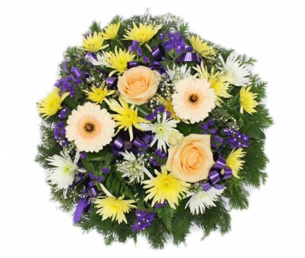 Funeral Posy Pats Flowers