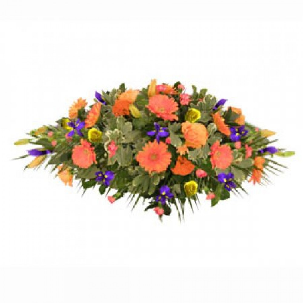 Funeral Spray Pats Flowers